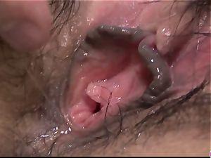 Noriko Kago schoolgirl porno in japanese home vid
