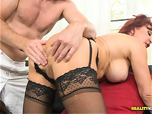 wonderful Vanessa getting her old snatch penetrated