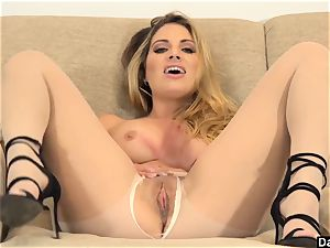 Teagan Presley kneads Herself For You