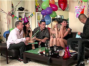 new Year's Eve intercourse party scene 1