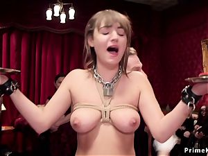 molten gimps fisted at swingers party