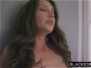 naughty school babe gets her tight twat demolished by a big black cock