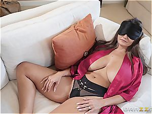 wondrous Ava Addams plumbed by her stepson