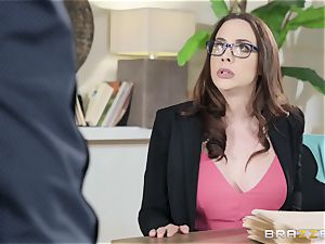 insane milf is hungry for youthful lollipop