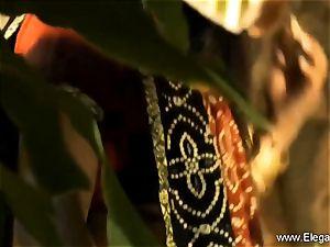 sensual pleasures From tastey Indian mummy