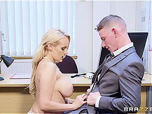 big-chested ultra-cutie chief turns a virgin into a bad dude