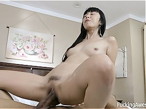 Marica Hase Gets poked by a bbc