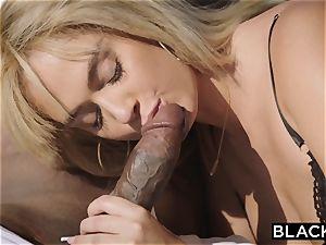 BLACKED college schoolgirl Gets Seduced By Her smooth ebony Neighbor