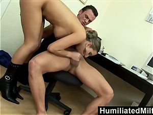HumiliatedMilfs sloppy Francesca Felluci