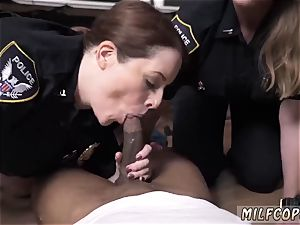 unexperienced cougar restrain bondage raw movie seizes officer banging a deadbeat father.