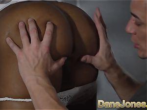 Dane Jones black brit honey suck and drilled