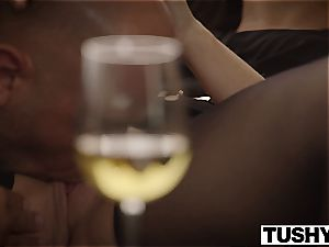 cheating wife Dana DeArmond enjoys ass fucking