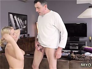 aged girls unshaved wank first time drowsy boy missed how his dad screws his