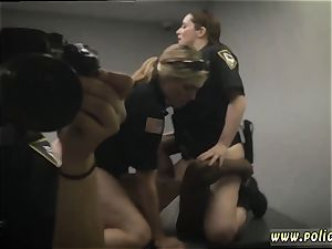 cougar loves youthful gonzo milf Cops