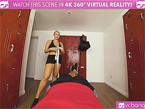 VRBangers.com steamy honey sweat-soaked plumbing Her Boxing Coach