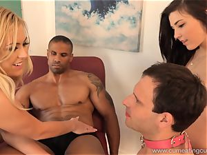 Summer Day Makes spouse tidy jizz Off Her super-fucking-hot assets