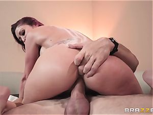 Monique Alexander packed balls deep in her tight muffhole
