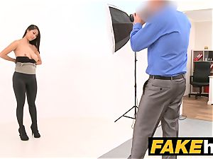 fake Agent enormous mammories japanese wants firm screw