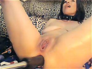 ash-blonde super-bitch ass fucking burst on cam - hotcamlife.com