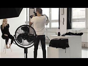 xCHIMERA - huge-boobed Czech stunner Lucy Li erotic sex session