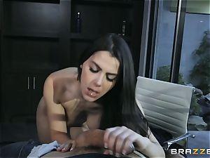 Aidra Fox fucked in her butt hole