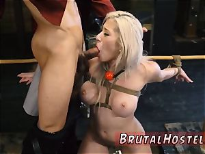 spanking penalty Big-breasted towheaded sweetie Cristi Ann is on vacation boating and