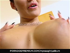 MY horny ALBUM - Vanessa Decker super-hot studio pummel