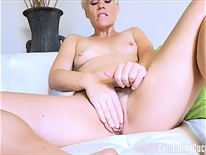 Helena Locke freshly poked
