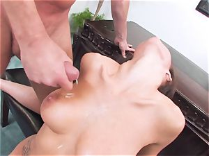 warm hot April ONeil always loved to get herself jizzed after a super-steamy shag