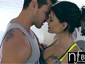 NF busty - Peta Jensen's quaking orgasm pulverize