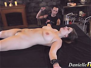 trussed adult movie star honey toyed