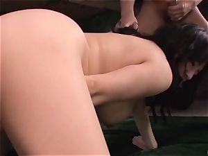 Japan gonzo romp with nude honey Maomi Nagasawa