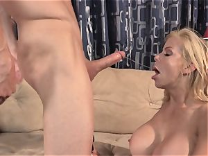 A little help from my mates part 4 with mummy Alexis Fawx