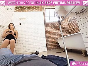 VR porn - Blair Getting smashed rock hard by the Plumber