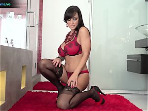 Lisa Ann has no problem getting her bung nailed