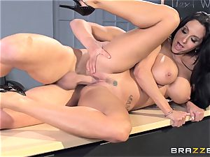 big-chested schoolteacher Ava Addams is nailed by her student
