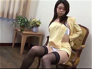 Mizuki Ogawa severe cooter fucking - More at 69avs.com