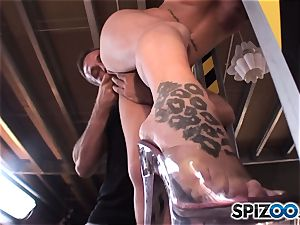 Ely pinkish getting boinked hard