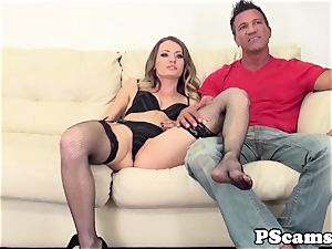 web cam sweetheart Natasha Starr pussyfucked